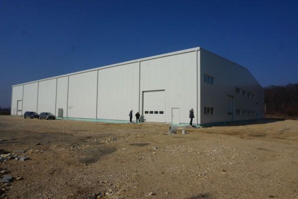 Industrijske hale